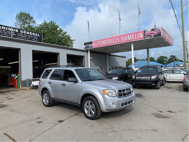 2010 Ford Escape limited cuir toit mags 4x4 VUS