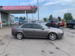 2008 Acura TL cuir toit mags Berline