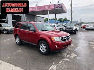 2009 Ford Escape XLT 4x4. air bas kilo VUS