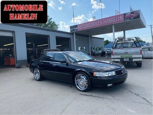 2001 Cadillac Seville Touring STS comme neuf Berline
