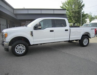 2017 Ford F-350 XLT Camion cabine Crew