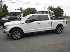2018 Ford F-150 2018 Ford F-150 - XLT 4WD SuperCrew 6.5' Box Camion