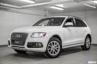 2014 Audi Q5 2.0T QUATTRO KOMFORT VUS