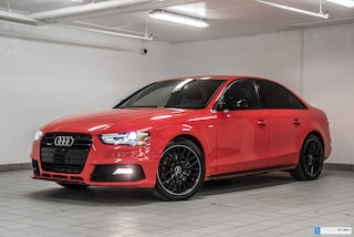2015 Audi A4 2.0T PROGRESSIV+ COMPETITION PACK Berline
