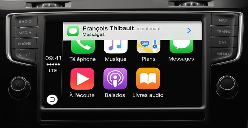 Audi Lauzon Laval Apple CarPlay And The Audi MMI - Audi car play