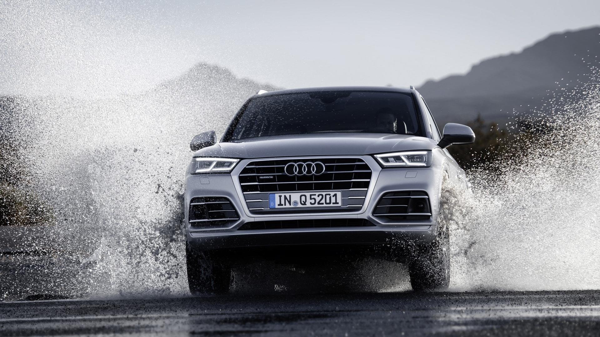 2018 Audi Q5 for sale in Laval near Montreal at Audi Lauzon