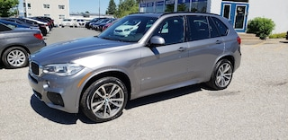 2014 BMW X5 35i 'M PACKAGE` VUS