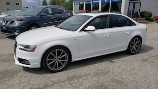 2015 Audi A4 2.0T Progressiv plus S-LINE Berline