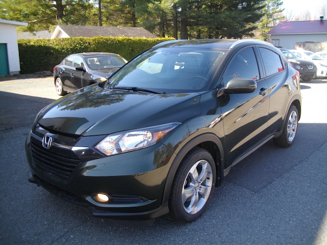 2016 Honda HR-V 2016 Honda HR-V - 4WD 4dr CVT EX-L w-Navi VUS