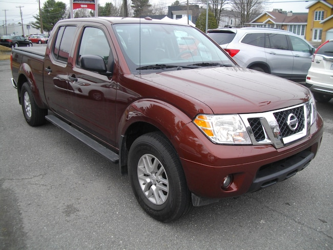 2017 Nissan Frontier 2017 Nissan Frontier - 4WD Crew Cab LWB Auto SV Camion