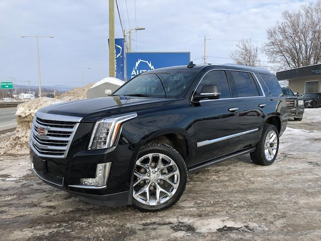 2016 Cadillac Escalade Platinum VUS