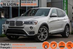 2015 BMW X3 xDrive28i | TOIT PANORAMIQUE | BLUETOOTH | MAGS |  SAV