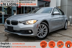 2016 BMW 320XI 320I XDRIVE | BLUETOOTH | CUIR | MAGS Berline