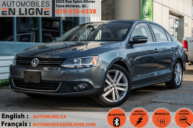 Volkswagen Trois Rivieres >> Used 2014 Volkswagen Jetta For Sale At Automobiles En Ligne Vin