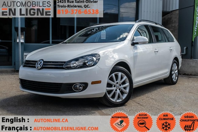Volkswagen Trois Rivieres >> Used 2013 Volkswagen Golf Wagon For Sale At Automobiles En