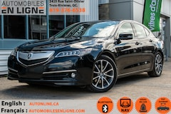 2015 Acura TLX V6 ÉLITE | NAVIGATION | BLUETOOTH | MAGS Berline
