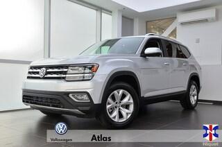 2018 Volkswagen Atlas Highline + Toit pano + GPS VUS