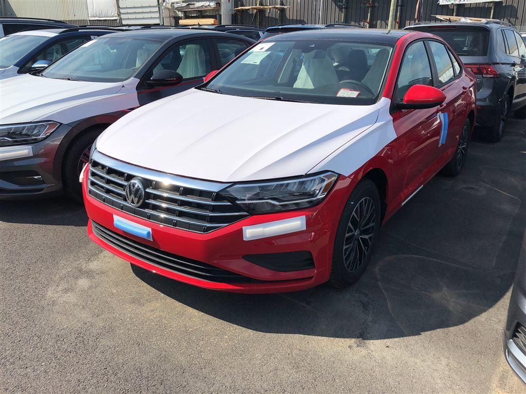 2019 Volkswagen Jetta Highline 1.4T 6sp Sedan