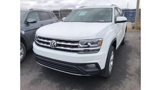2018 Volkswagen Atlas Comfortline 3.6L 8sp at w/Tip 4motion VUS