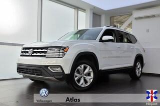 2018 Volkswagen Atlas Highline 4 motion VUS