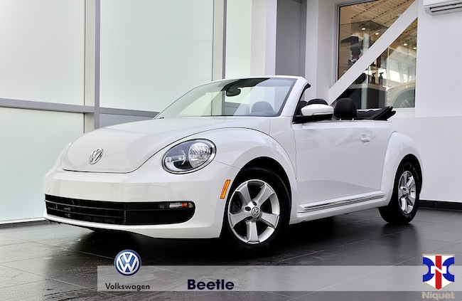 2015 Volkswagen Beetle Convertible Trendline+ 1.8 TSI Trendline+ Décapotable ou cabriolet