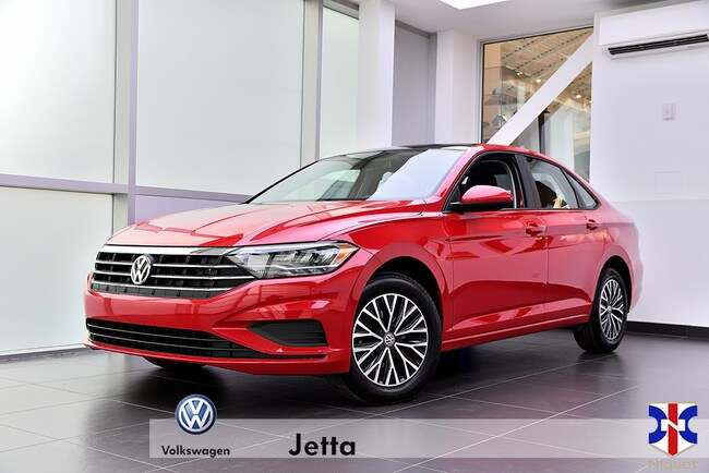2019 Volkswagen Jetta Highline Sedan