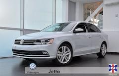 2017 Volkswagen Jetta Highline 1.8T 6sp at w/Tip Berline