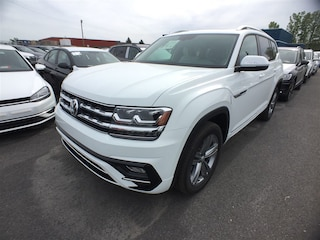 2018 Volkswagen Atlas Highline 3.6L 8sp at w/Tip 4motion VUS