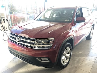 2018 Volkswagen Atlas Highline 3.6L 8sp at w/Tip 4motion VUS