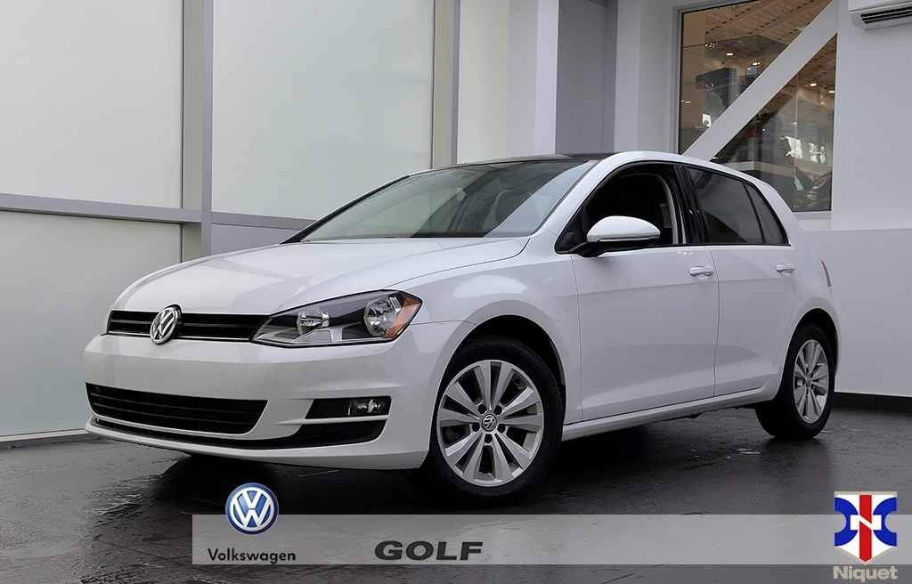 2015 Volkswagen Golf Comfortline TDI * toit ouvrant * À hayon