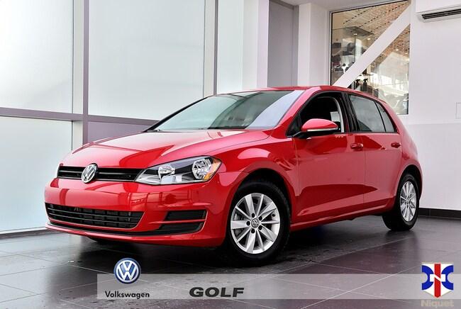 2017 Volkswagen Golf 1.8 TSI Trendline À hayon