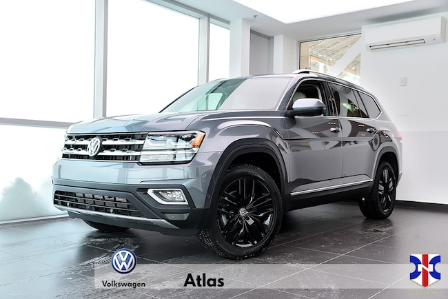 2018 Volkswagen Atlas Execline 3.6L 8sp at w/Tip 4motion SUV