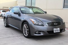 2014 INFINITI Q60 with Premium Package and Navigation Package Convertible