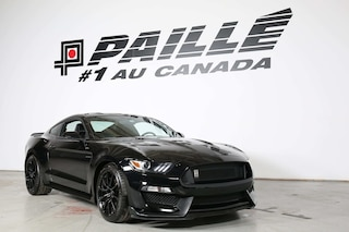 2016 Ford Mustang Shelby SHELBY TRACK PACK - 526HP - MANUELLE – DEAL Coupé usagé Berthierville Sorel-Tracy