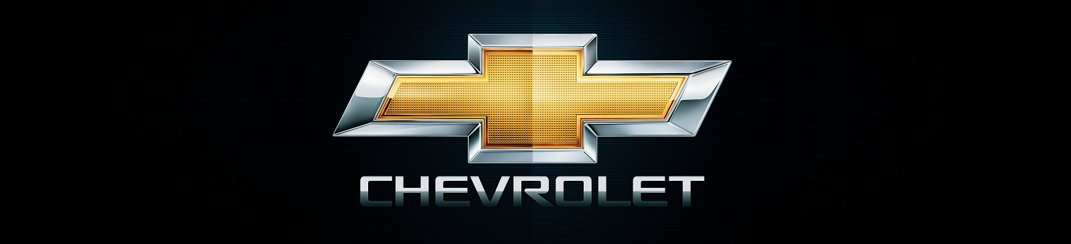 Chevrolet logo that represents all Chevrolet models