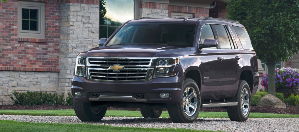 This is the used and new Chevrolet Tahoe page