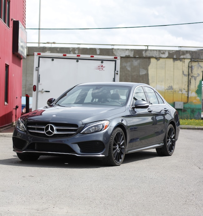 2015 Mercedes-Benz C-Class 400 4MATIC AMG PACKAGE PREMIUM PACKAGE Berline