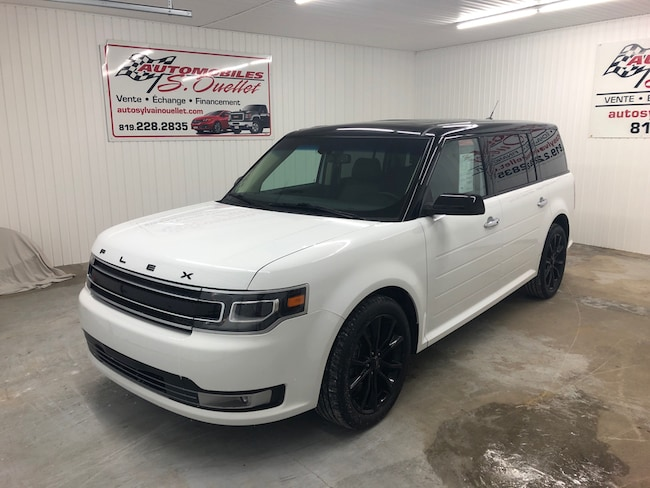 2019 Ford Flex LIMITED AWD 7 PASSAGERS VUS