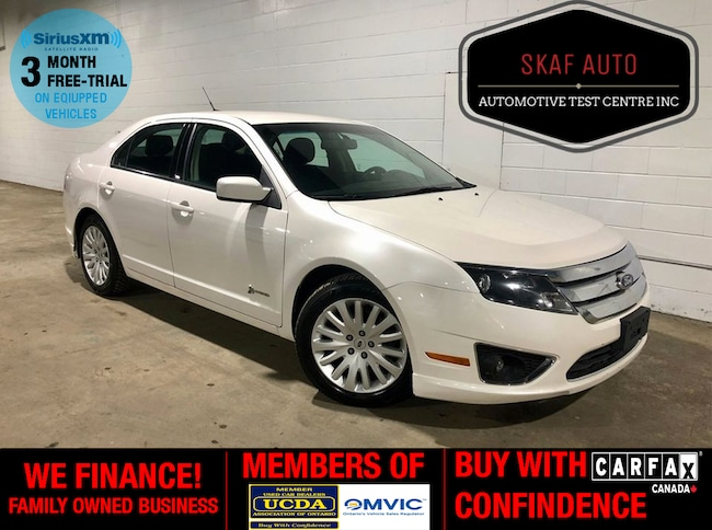 2011 Ford Fusion Hybrid ONE OWNER! NO ACCIDENTS! WELL MAINTAINED! Sedan