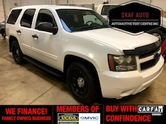 2009 Chevrolet Tahoe LOW KM! POLICE PACKAGE! ONE OWNER! WE FINANCE! SUV