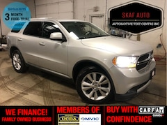 2011 Dodge Durango 4X4! 7 PASSENGER! WE FINANCE! SUV