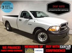 2010 Dodge Ram 1500 LONG BOX! V6! ONE OWNER! ST! WE FINANCE! Regular Cab