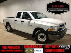 2010 Dodge Ram 1500 4X4! OWNER OWNER! LOW KM! WE FINANCE! Quad Cab