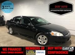2011 Chevrolet Impala ONE OWNER! CLEAN CARFAX! WE FINANCE! Sedan