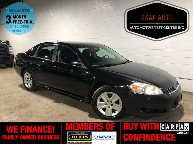 2011 Chevrolet Impala ONE OWNER! CLEAN CARFAX! WE FINANCE! Sedan