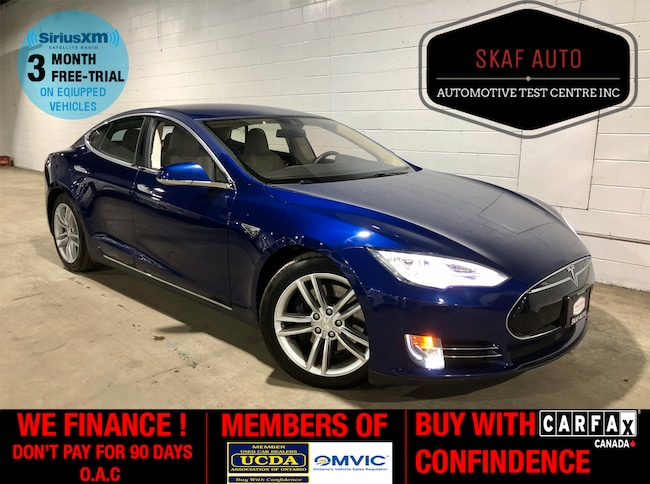 2015 Tesla Model S 70D! AUTOPILOT! SELFPARK! WE FINANCE! Sedan