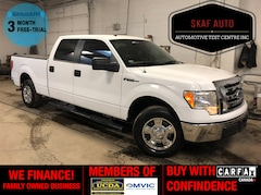 2011 Ford F-150 CREW CAB!5.0L! 6.5FT BOX! ONE OWNER! WE FINANCE! Crew Cab
