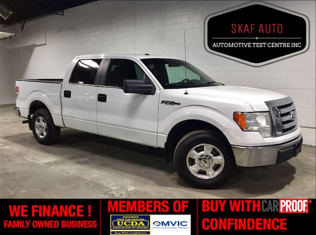 2010 Ford F-150 ! CREW CAB! ONE OWNER! Crew Cab