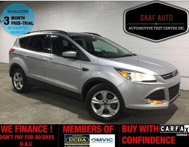 2014 Ford Escape ! NAVIGATION! 4X4! BACK UP CAMERA! SUV