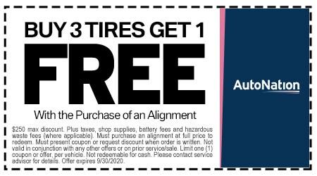 TN/GA 1 Tire Free